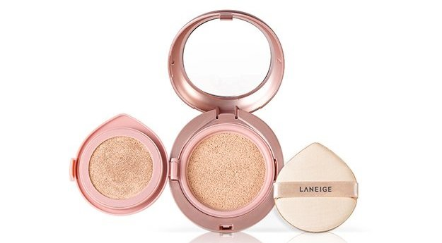[VERSION 2018] LANEIGE LAYERING COVER CUSHION & CONCEALING BASE 1
