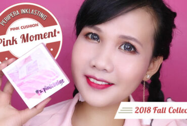 PERIPERA FALL COLLECTION 2018 – PINK MOMENT 12
