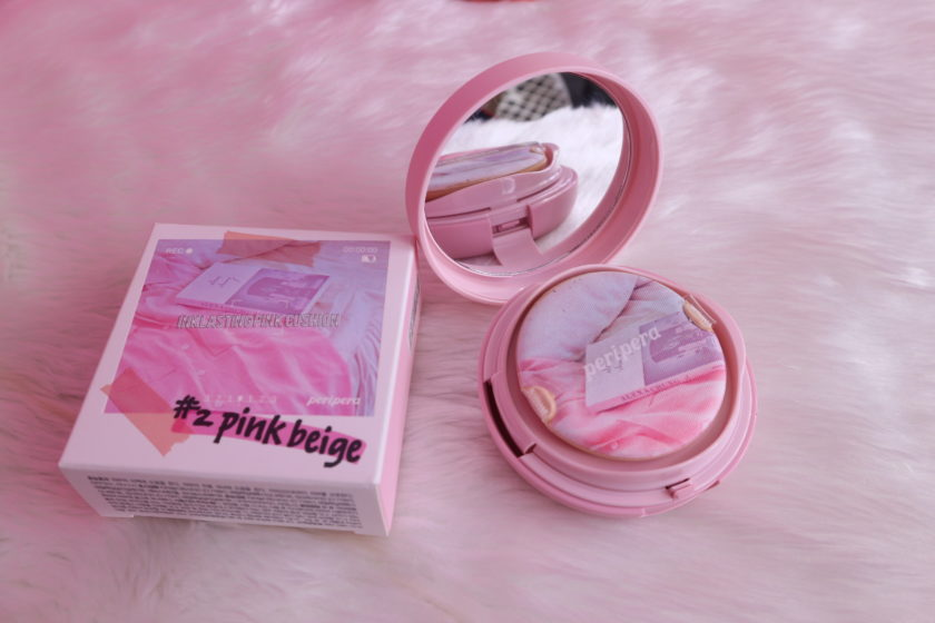 PERIPERA FALL COLLECTION 2018 – PINK MOMENT 5