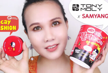 Samyang x TonyMoly Hot Edition 6
