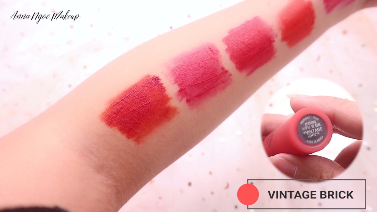 3CE SMOOTHING LIP TINT 14