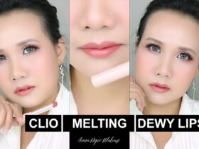 REVIEW SON CLIO MELTING DEWY LIPS 82