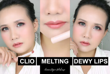 REVIEW SON CLIO MELTING DEWY LIPS 42