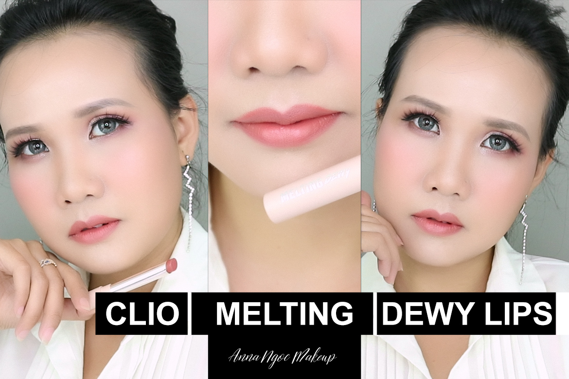 REVIEW SON CLIO MELTING DEWY LIPS 1