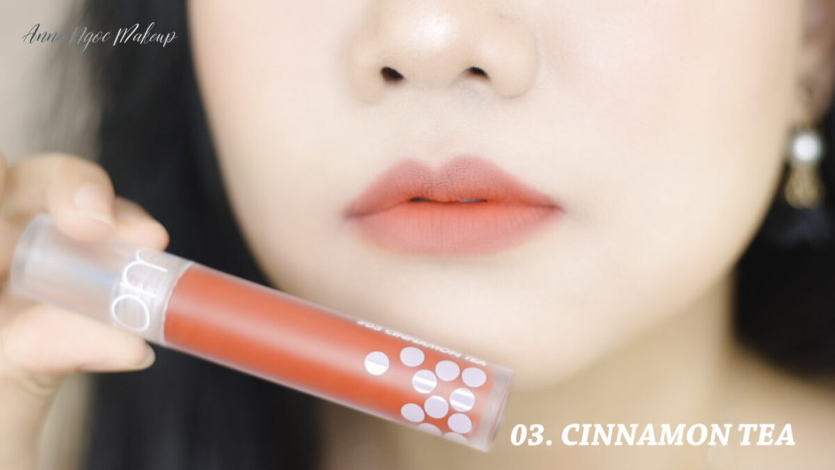 REVIEW SON ROMAND MILK TEA VELVET TINT 10