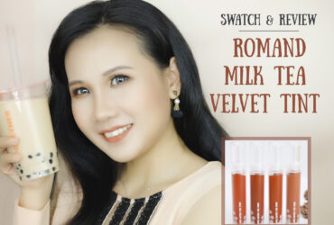 REVIEW SON ROMAND MILK TEA VELVET TINT 24