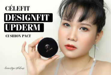 REVIEW CÉLEFIT DESIGNFIT UPDERM CUSHION PACT 21