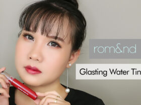 REVIEW SON ROMAND GLASTING WATER TINT 3