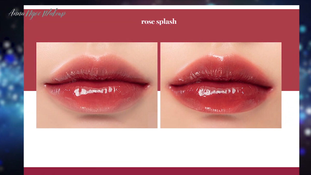 REVIEW SON ROMAND GLASTING WATER TINT 13