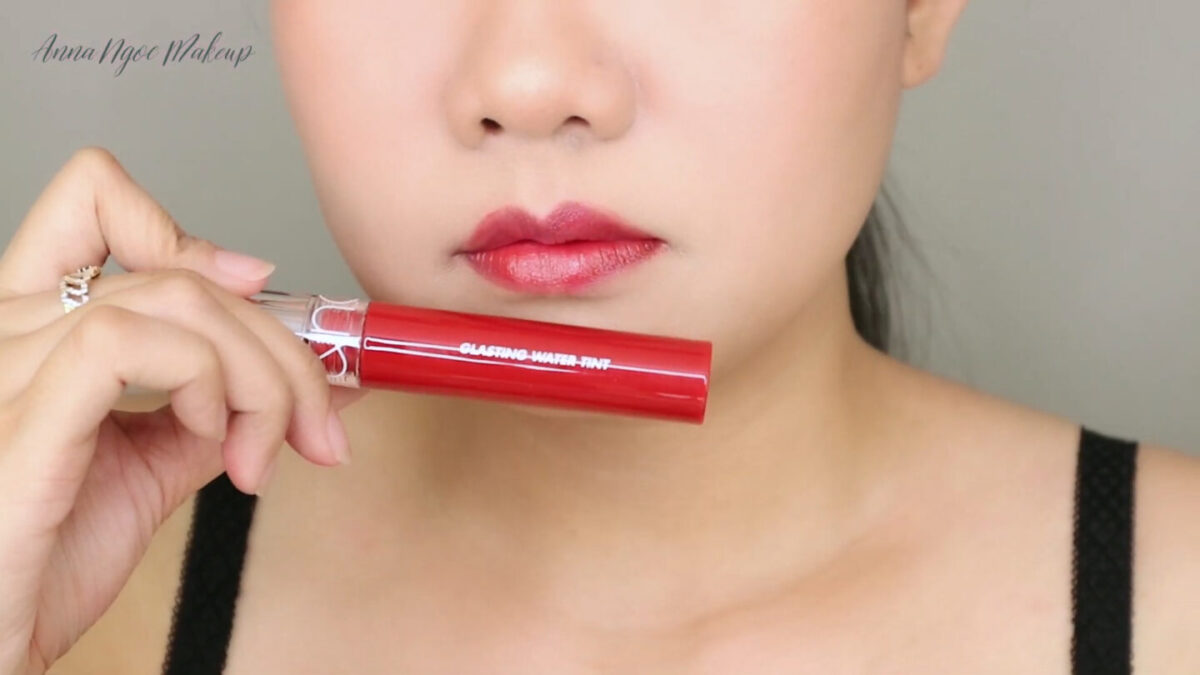 REVIEW SON ROMAND GLASTING WATER TINT 10