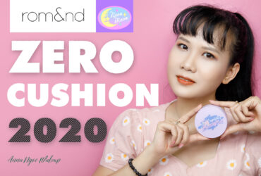 [ROM&ND x NEONMOON] ROMAND ZERO CUSHION 2020 18