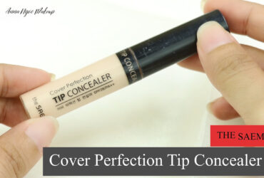 THE SAEM COVER PERFECTION TIP CONCEALER 9
