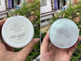 ROMAND CLEAR COVER CUSHION (HANBOK PROJECT) 12