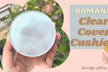 ROMAND CLEAR COVER CUSHION (HANBOK PROJECT) 36