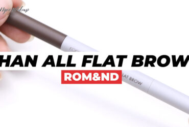 Chì kẻ mày ROMAND HAN ALL FLAT BROW 9