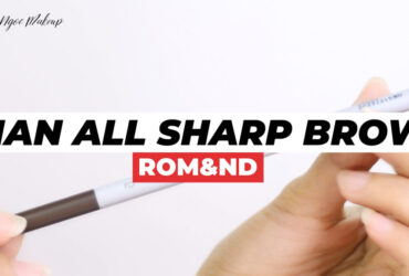 CHÌ KẺ MÀY ROMAND HAN ALL SHARP BROW 9