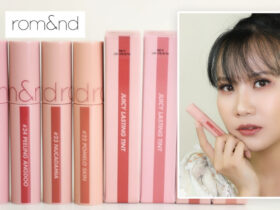 [SWATCH & REVIEW] ROMAND JUICY LASTING TINT S/S 2021 - BARE NUDE JUICY 77